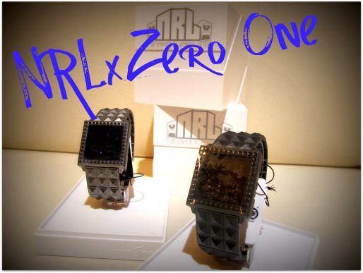 NRL×Zero One