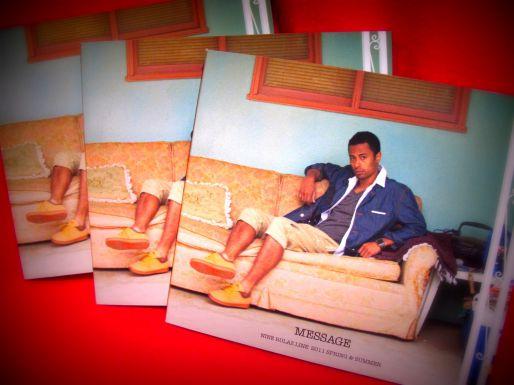 NRL 2011 Spring/Summer Look Book