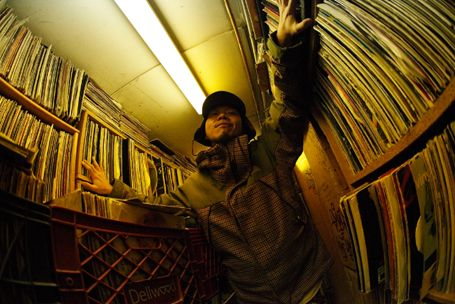 CHARITY INSTORE PLAY  DJ MURO  決定!!