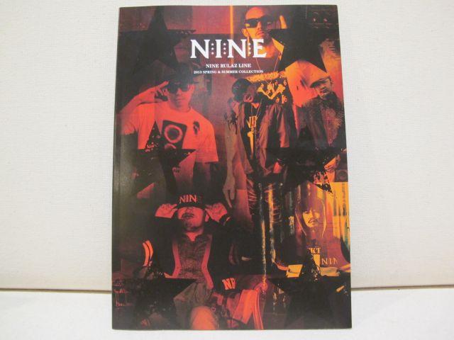 NINE LURAZ LINE 2013SS COLLECTION