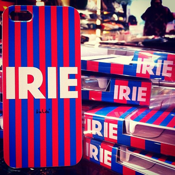 IRIE by IrieLife IPHONE CASE&MESH CAP!!!!