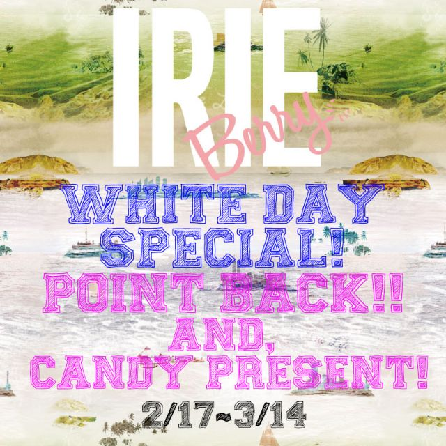 IRIE BERRY GIFT LIST♬