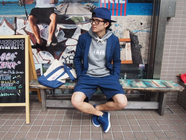 【STAFF SPRING STYLE SAMPLE】