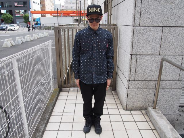 5/19 style sample
