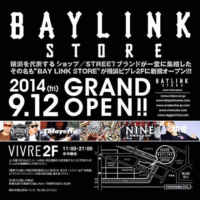 BAY LINK STORE