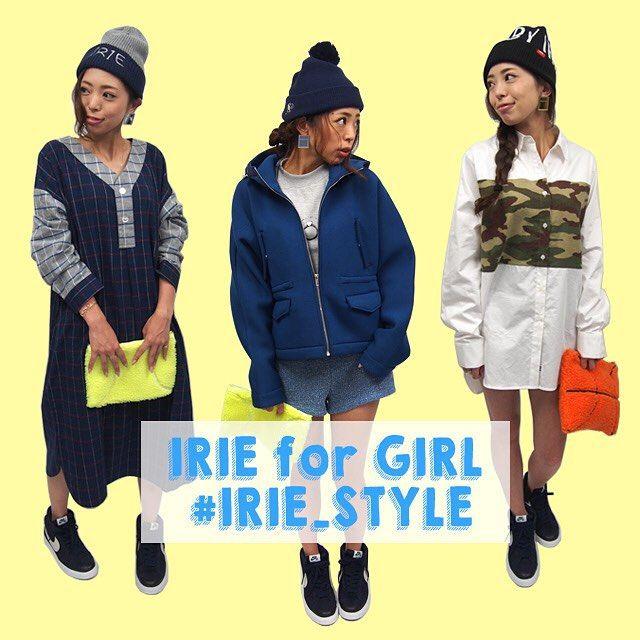-IRIE FOR GIRL-