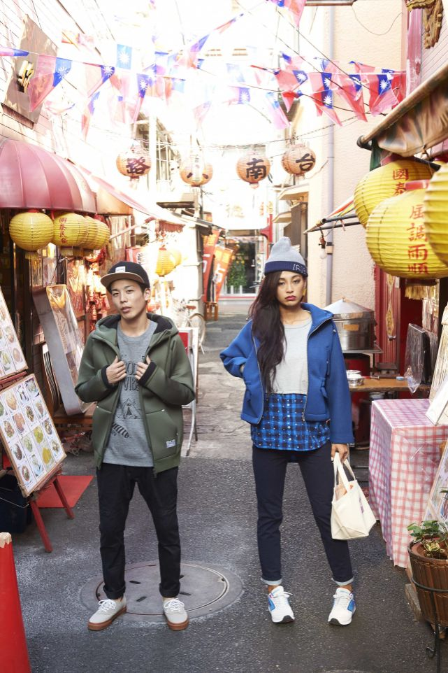 SAMPLE STYLING-CHINA TOWN-