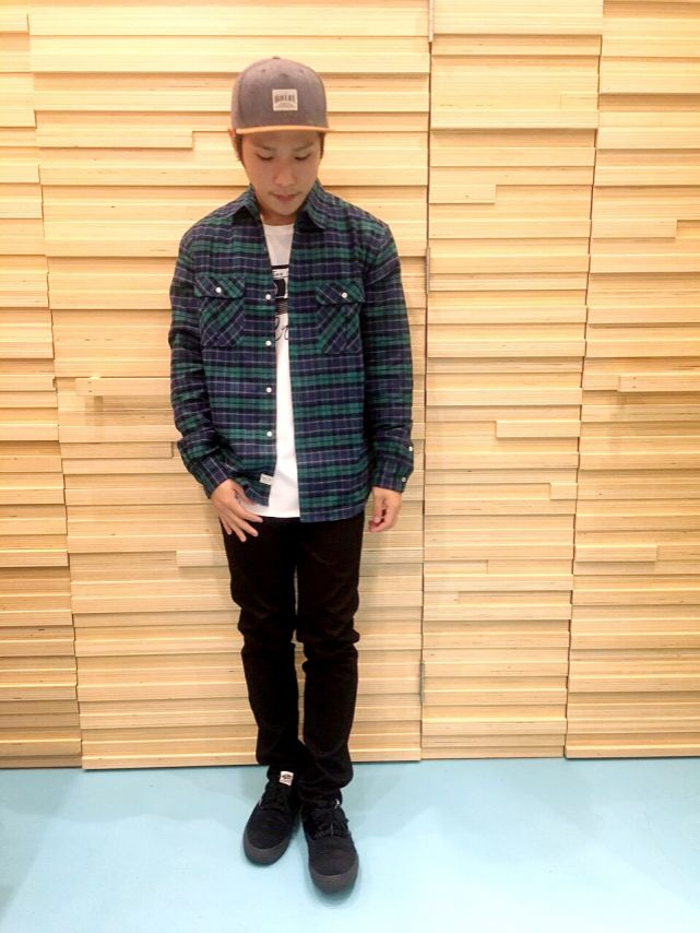 IRIE CABIN STORE 【STYLING SAMPLE】