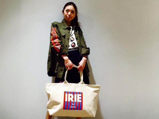 IRIE for GIRL STYLING!!!
