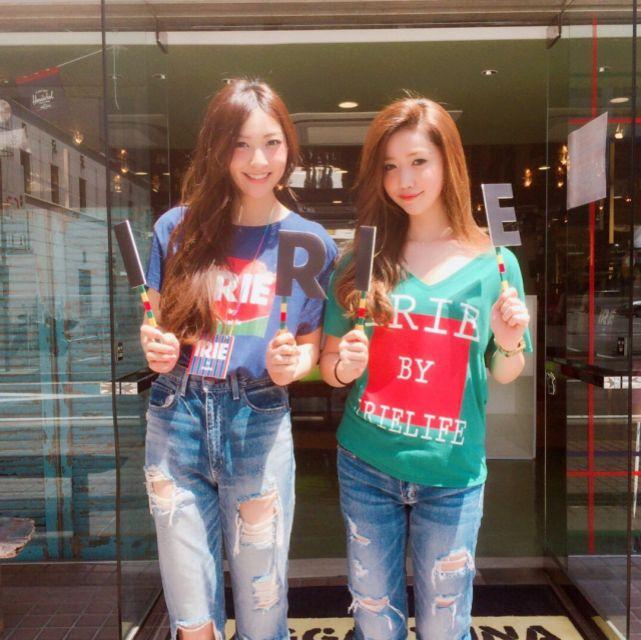 ☆MEGUMI & ALISA STYLING☆