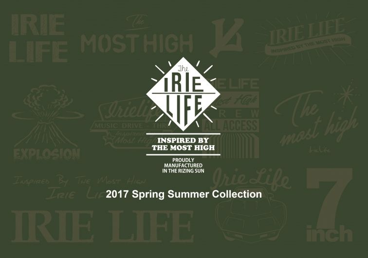 Irie Life 2017 Spring & Summer Collection LookBook.