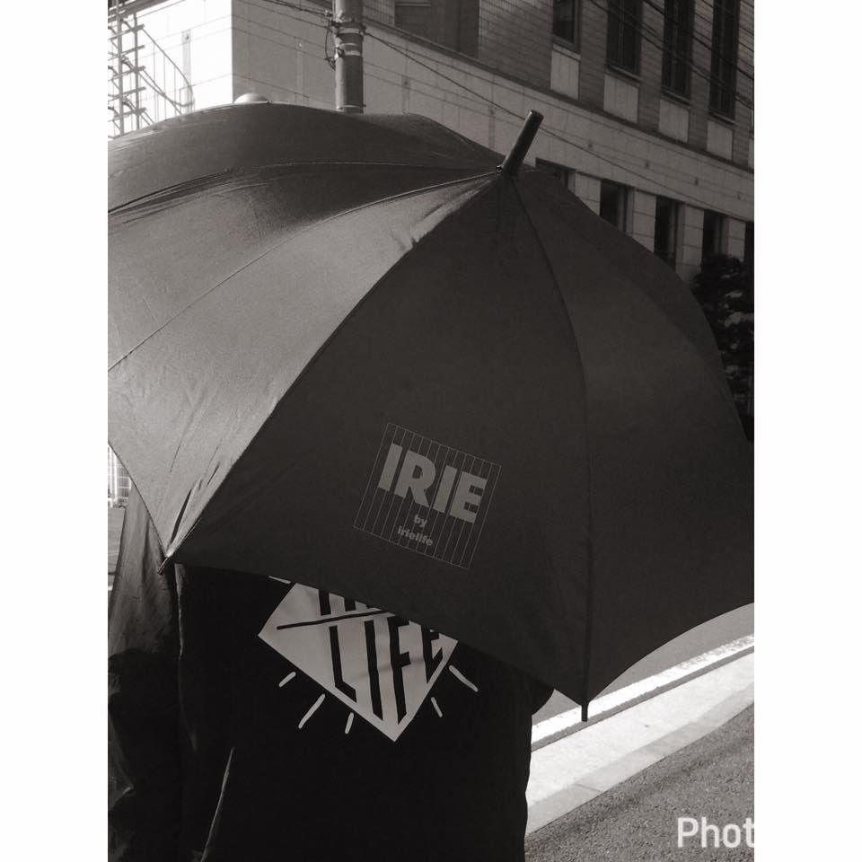 """✨雨の日も""""IRIE""""に✨"""