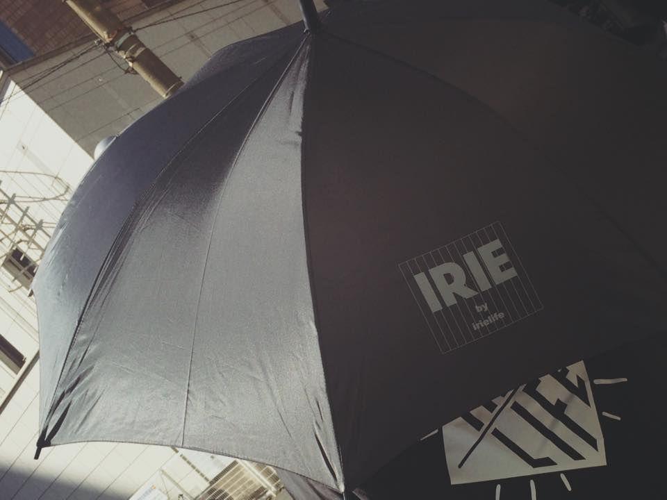 ☆雨の日もIRIE☆