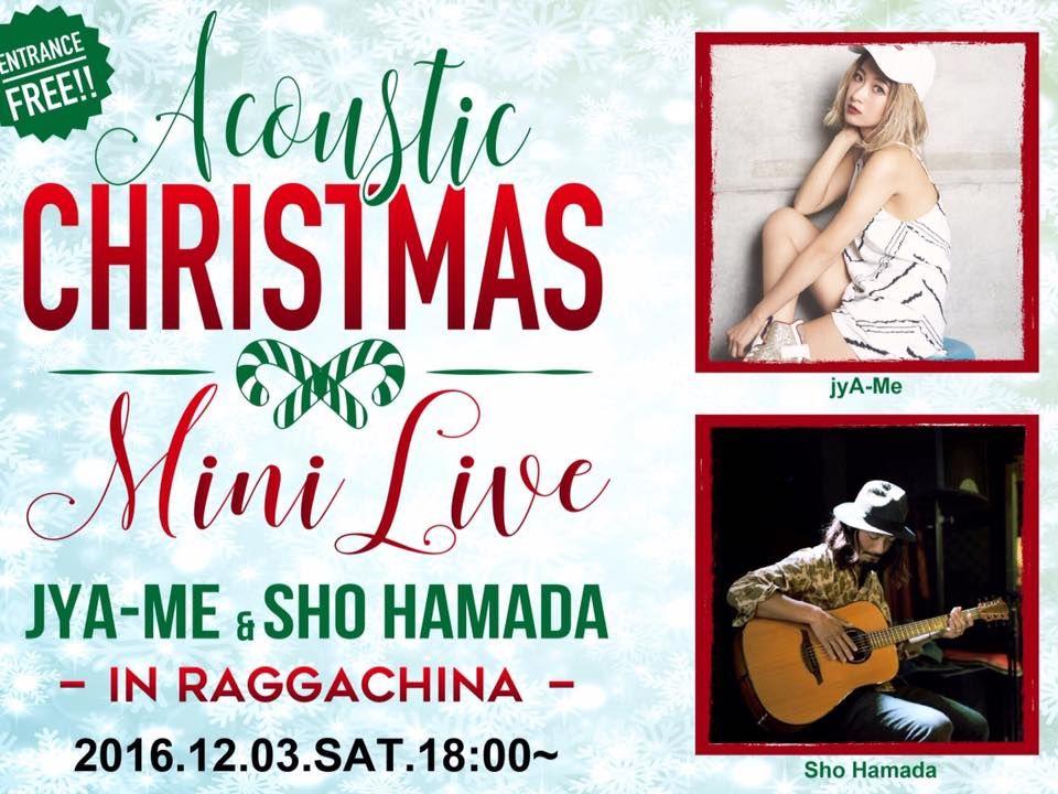 ★CHRISTMAS MINI LIVE★