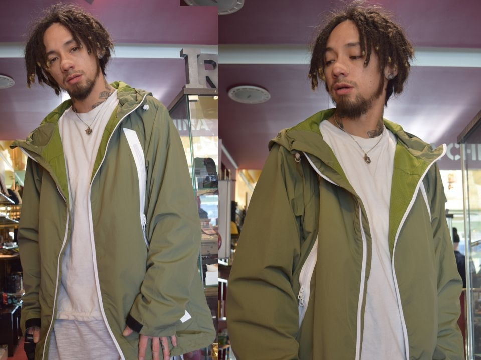 Jesse from.RIZE/The Bones 着用ITEM-Irie Life-