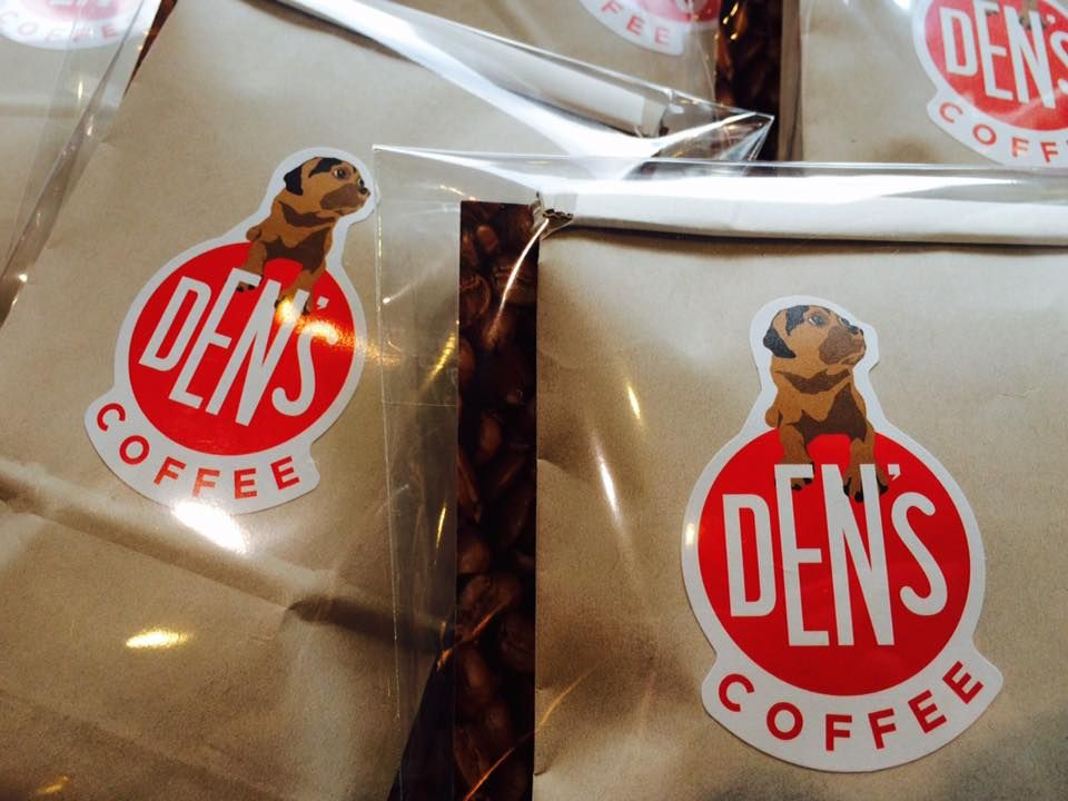 -DEN'S COFFEE入荷のお知らせ-