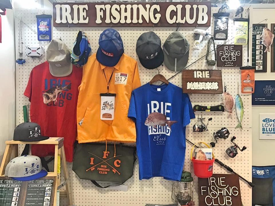 ジャパンフィッシングショー2017-IRIE FISHING CLUB-