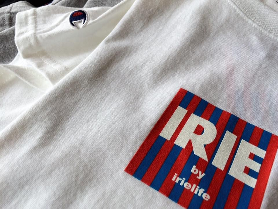 ×Champion IRIE LOGO TEE-IRIE by irielife-