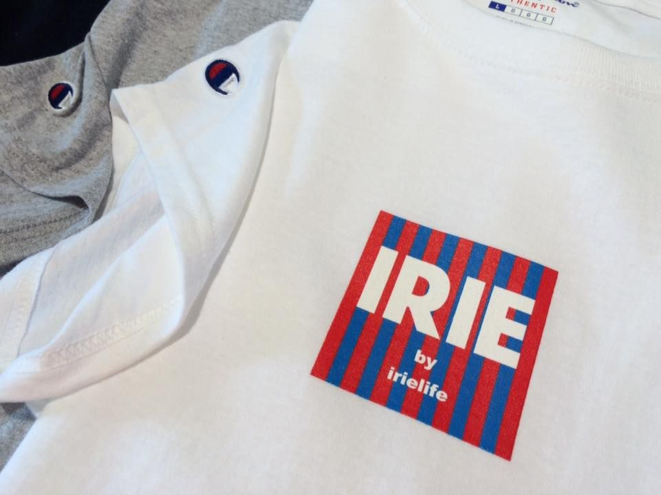 ×Champion IRIE LOGO TEE & MESH SHORTS-IRIE by irielife-