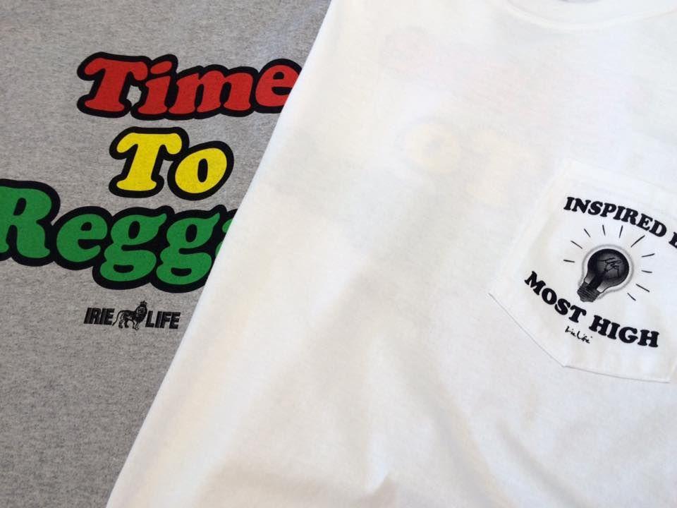 """TIME TO REGGAE""-Irie Life-"