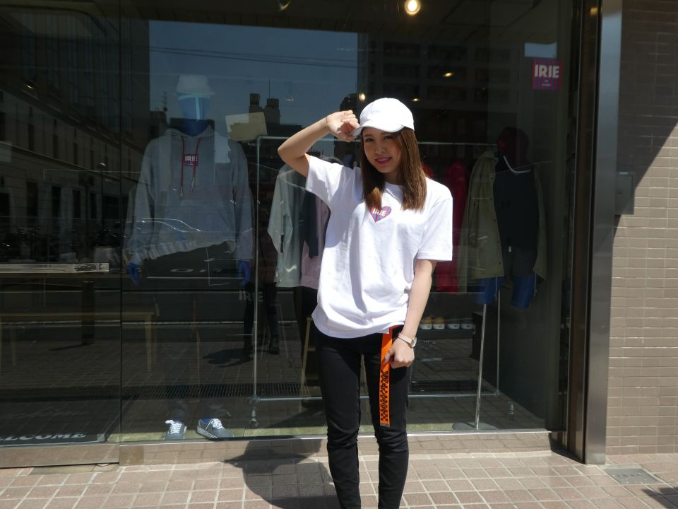IRIE GIRL STYLING
