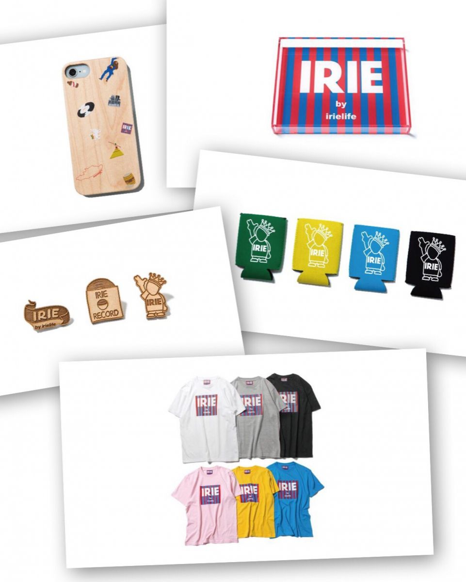 IRIE by irielife NEW ITEM