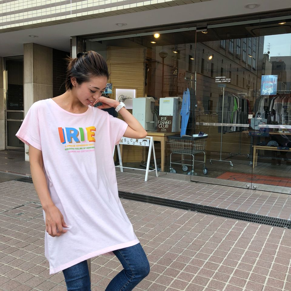 -IRIE GIRL-ITEM