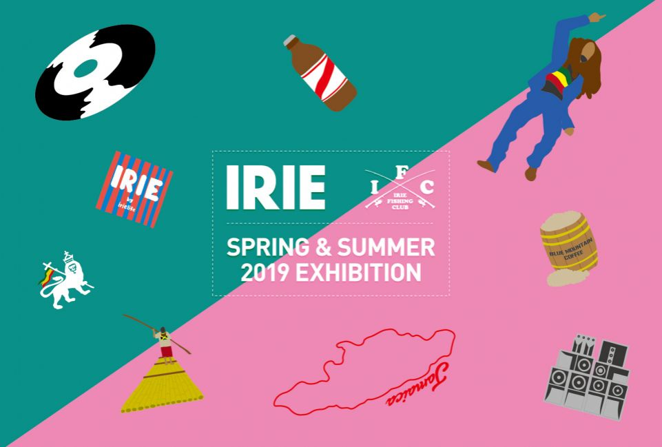 2019 SPRING&SUMMER 展示会のお知らせ
