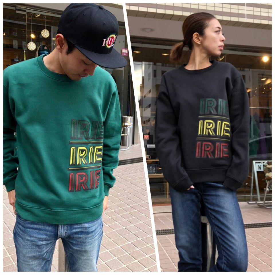 -IRIE by irielife-NEW ITEM