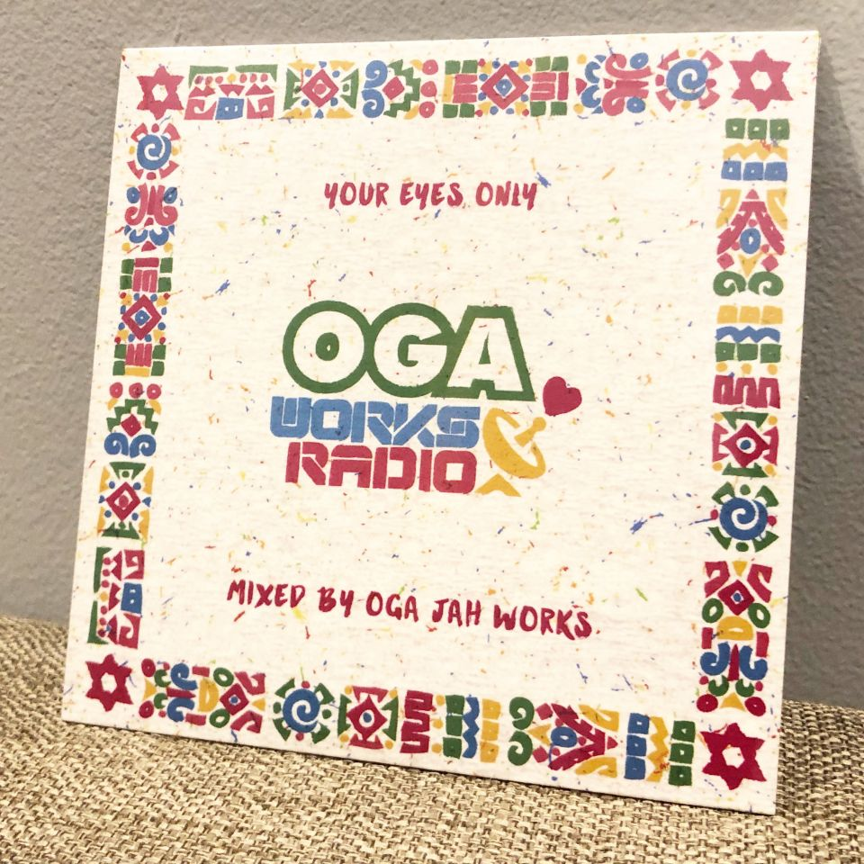 OGA WORKS RADIO vol.11 -YOUR EYES ONLY-