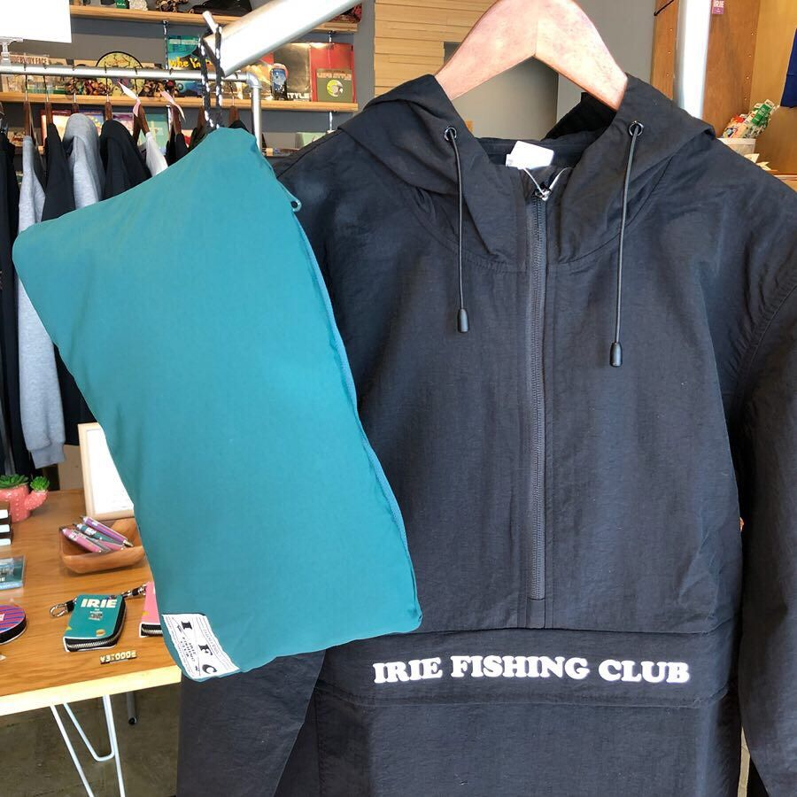 -IRIE FISHING CLUB- NEWアイテム!
