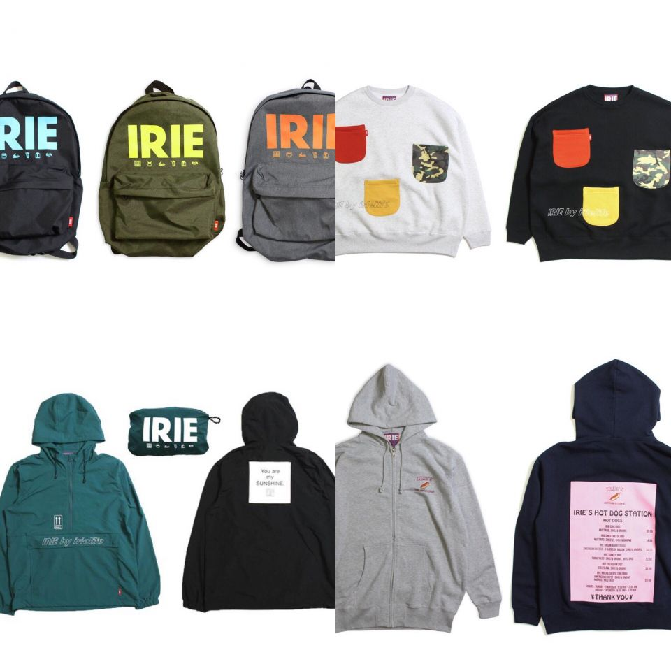 -IRIE by irielife- NEWアイテム