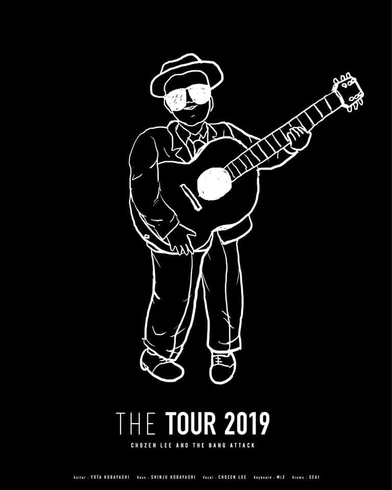 """THE TOUR 2019″チケット追加情報ー!!"