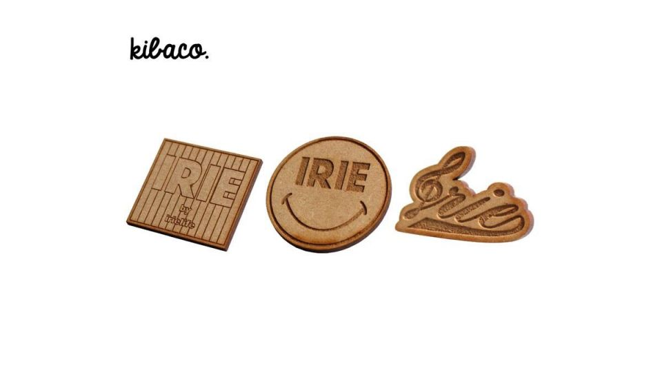 IRIE by irielife × KIBACO WORKS