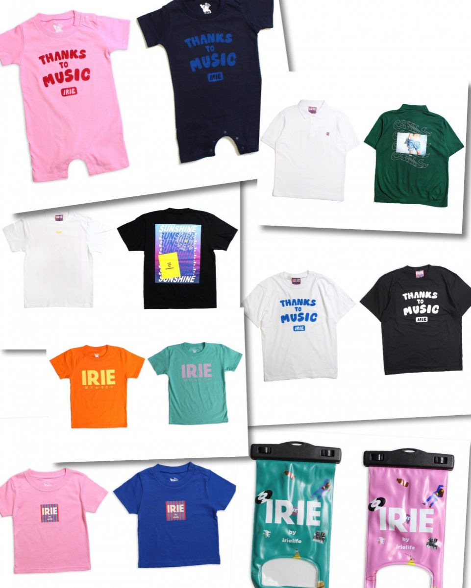 IRIE BY IRIELIFE☆I.F.C -NEW ITEM-