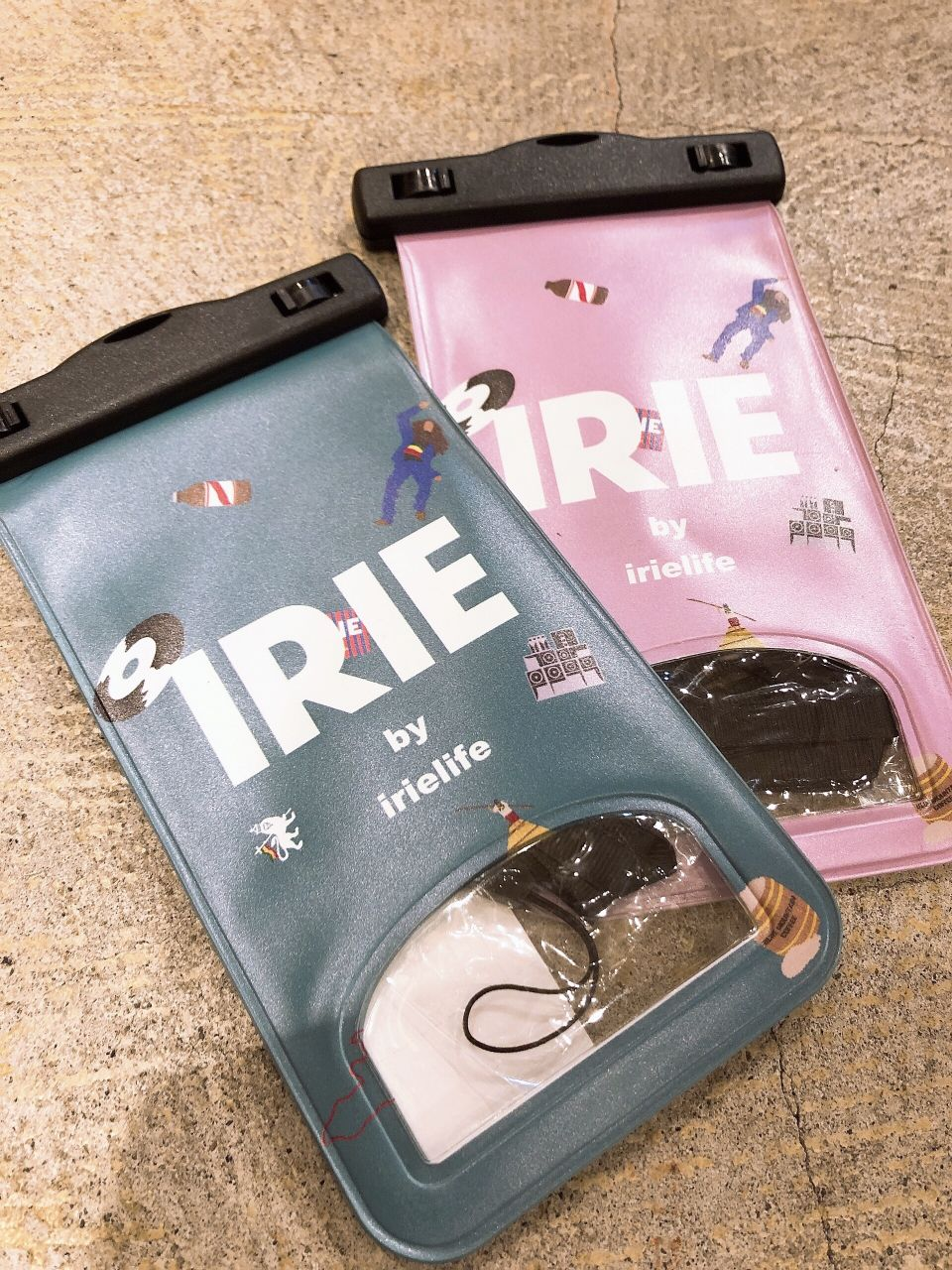 -IRIE by irielife-新作アイテム