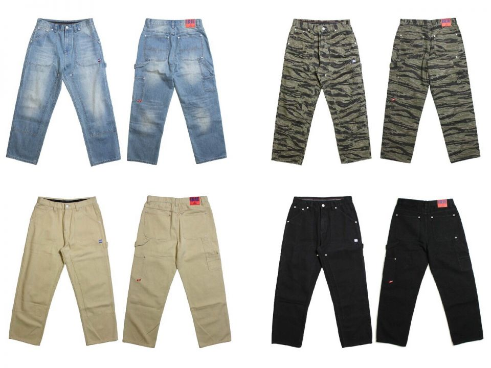 IRIE PAINTER PANTS -IRIE by irielife-