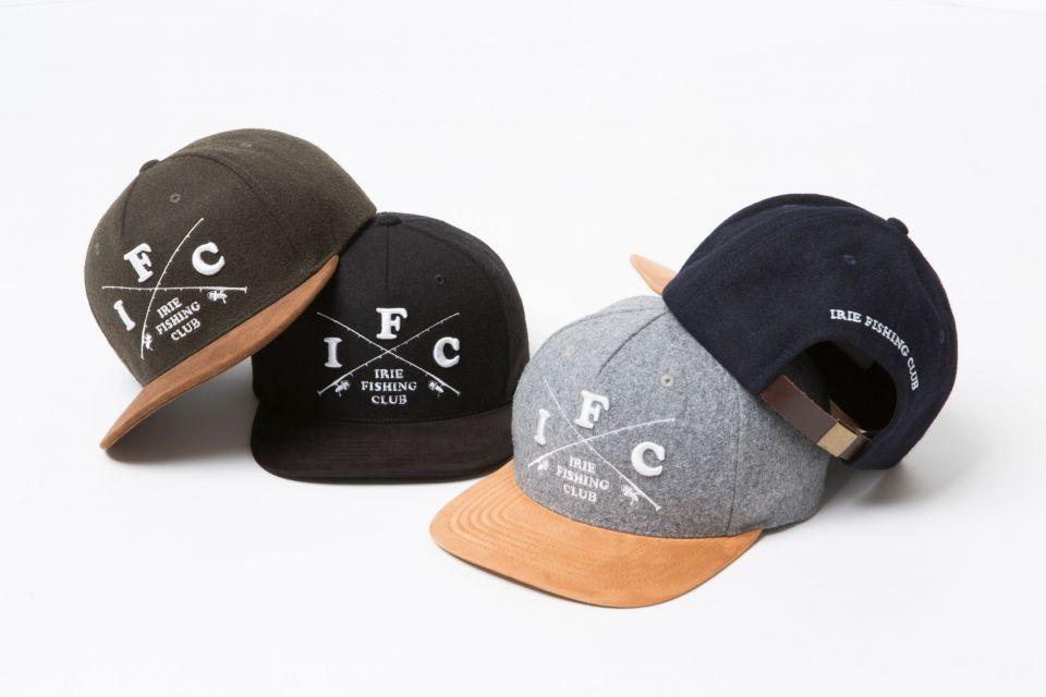 CROSS ROD MELTON 2TONE CAP