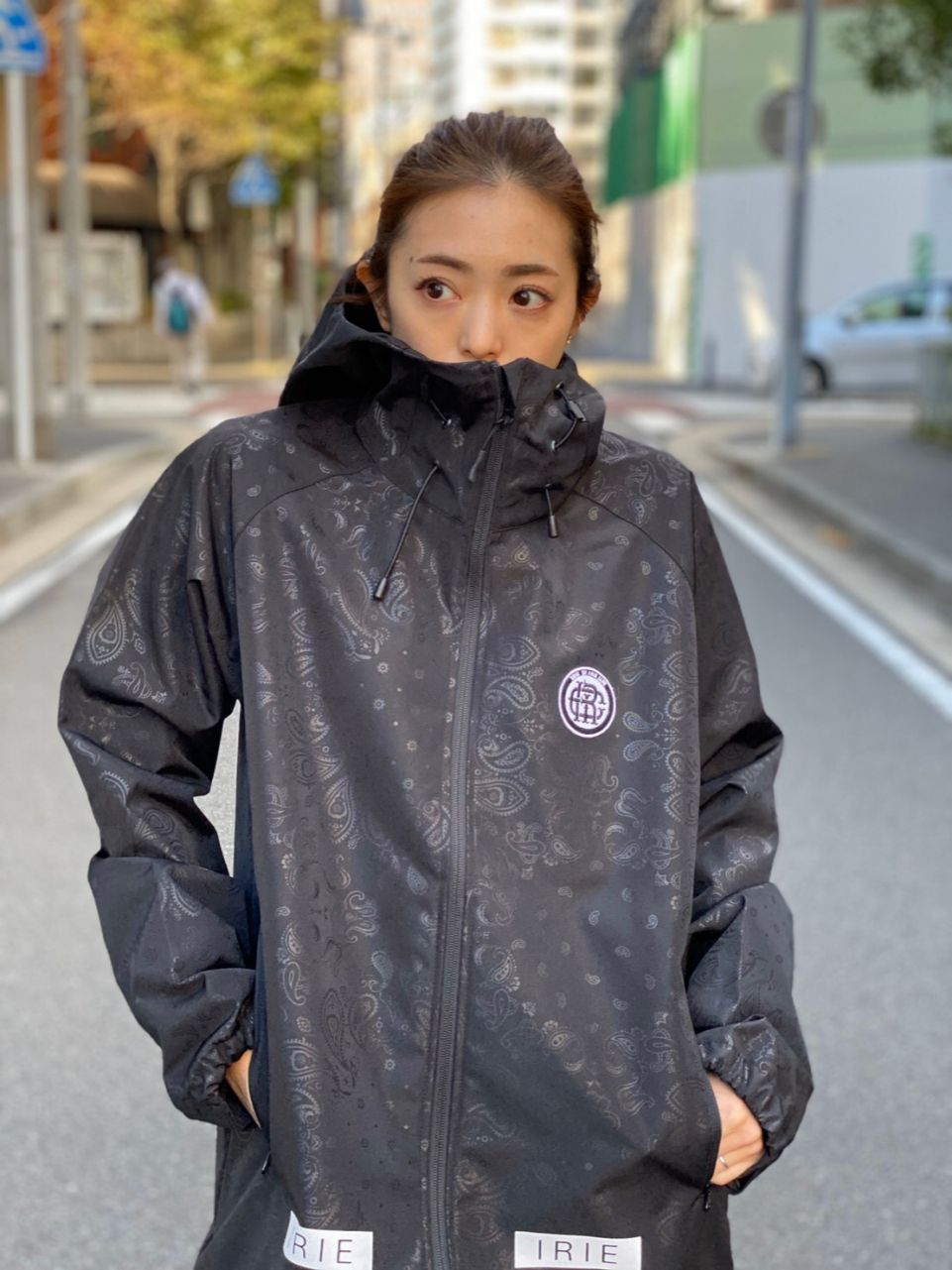 IRIE 2020ss STYLING