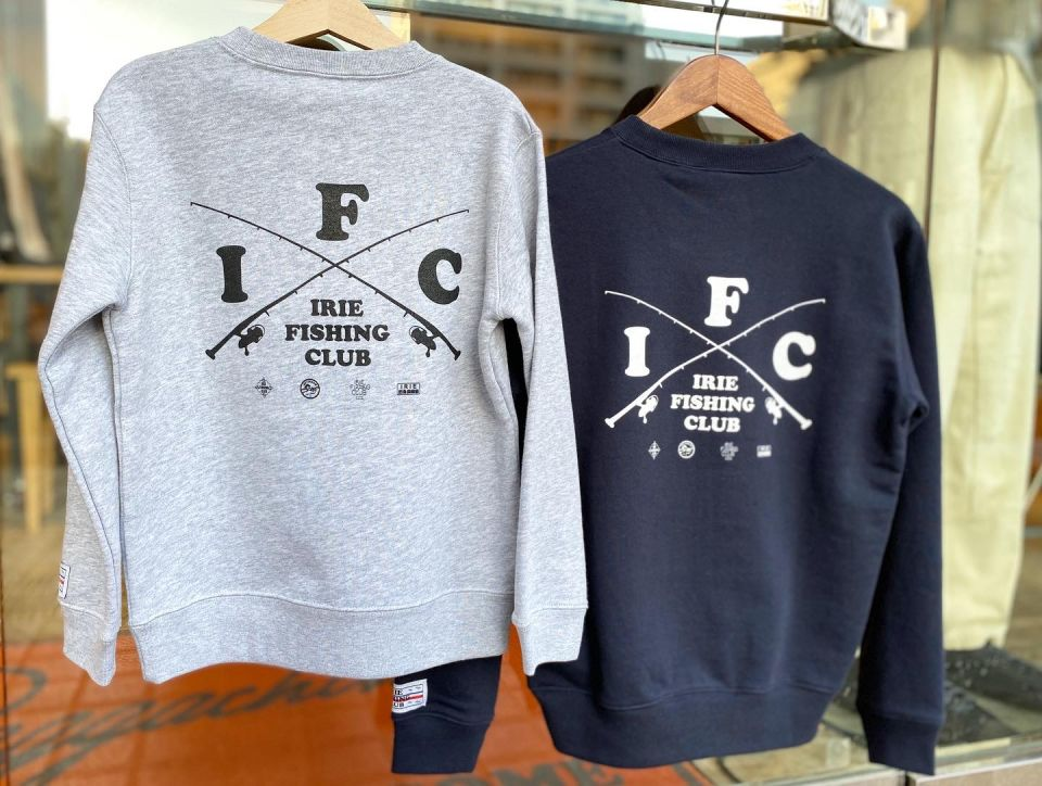 おススメITEM!-IRIE FISHING CLUB-
