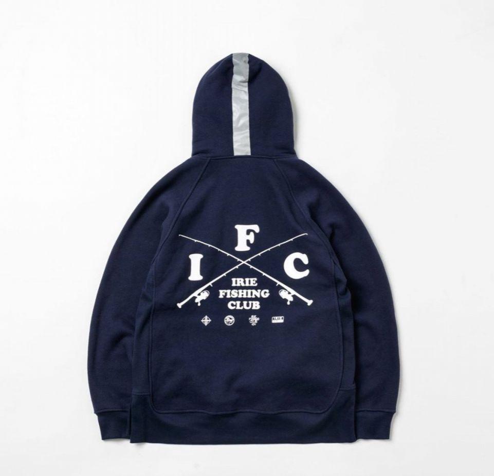 -I.F.C CROSS ROD HOODIEをご注文されたお客様へのお知らせ-