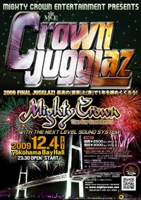 "Mighty Crown Entertainment presents ""CROWN JUGGLAZ"""