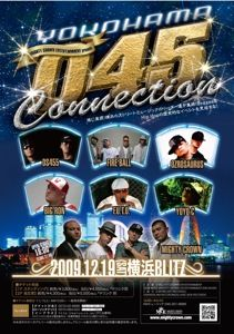 "MIGHTY CROWN ENTERATAINMENT presents ""045CONNECTION"""