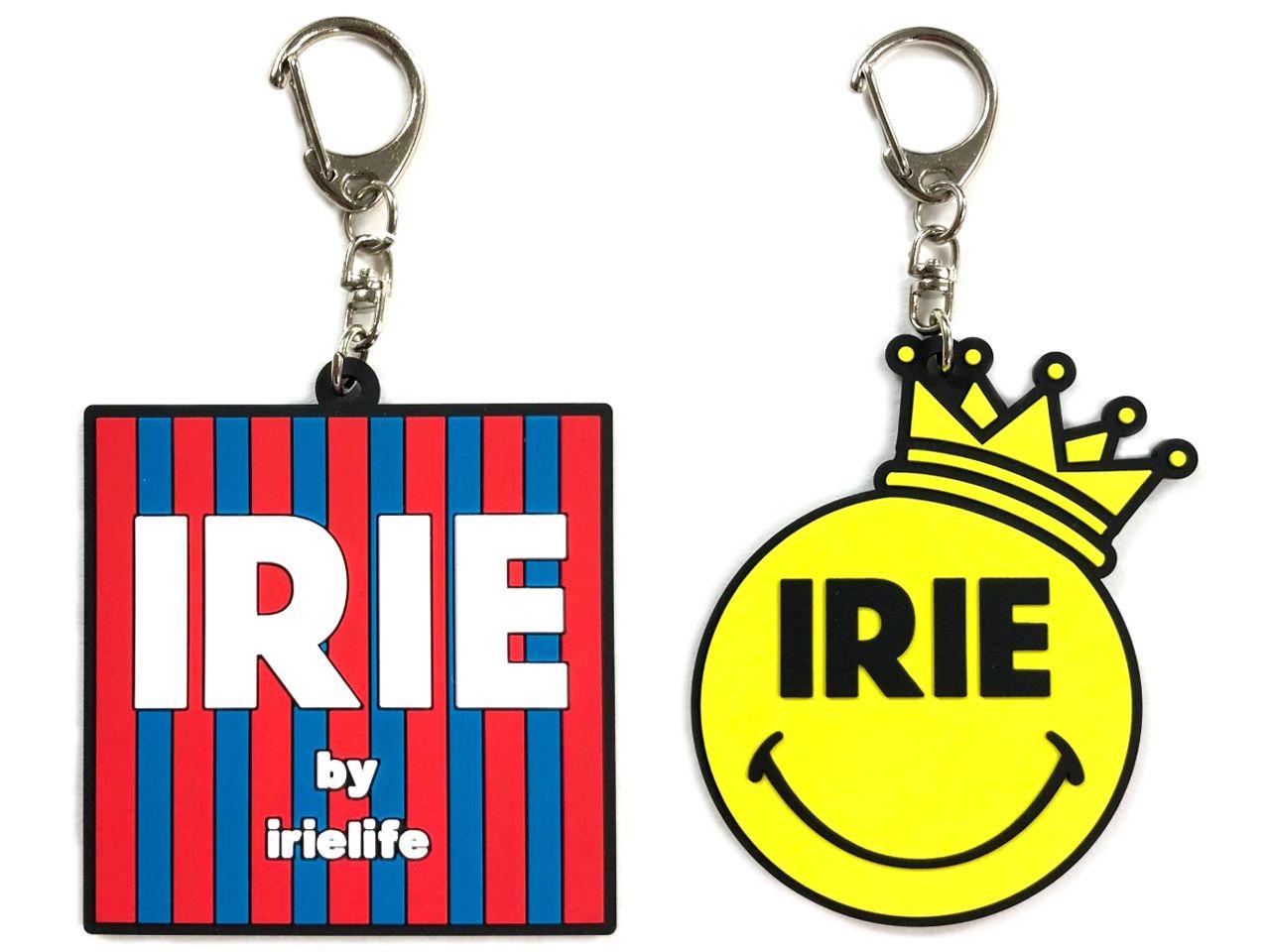 IRIE PVC KEYHOLDER -IRIE by irielife-