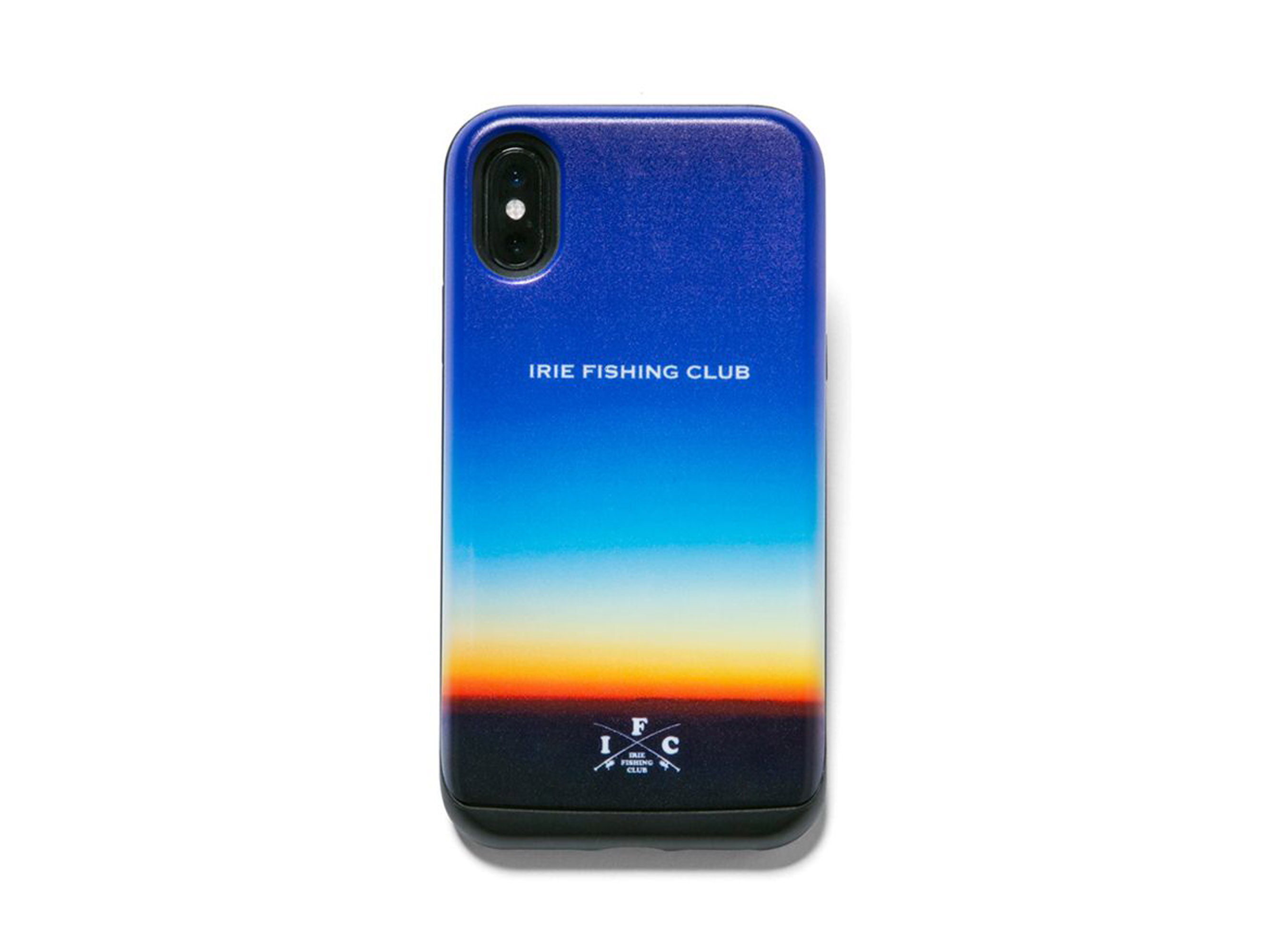 【再入荷】I.F.C CARD SLIDE iPhone CASE -IRIE FISHING CLUB-