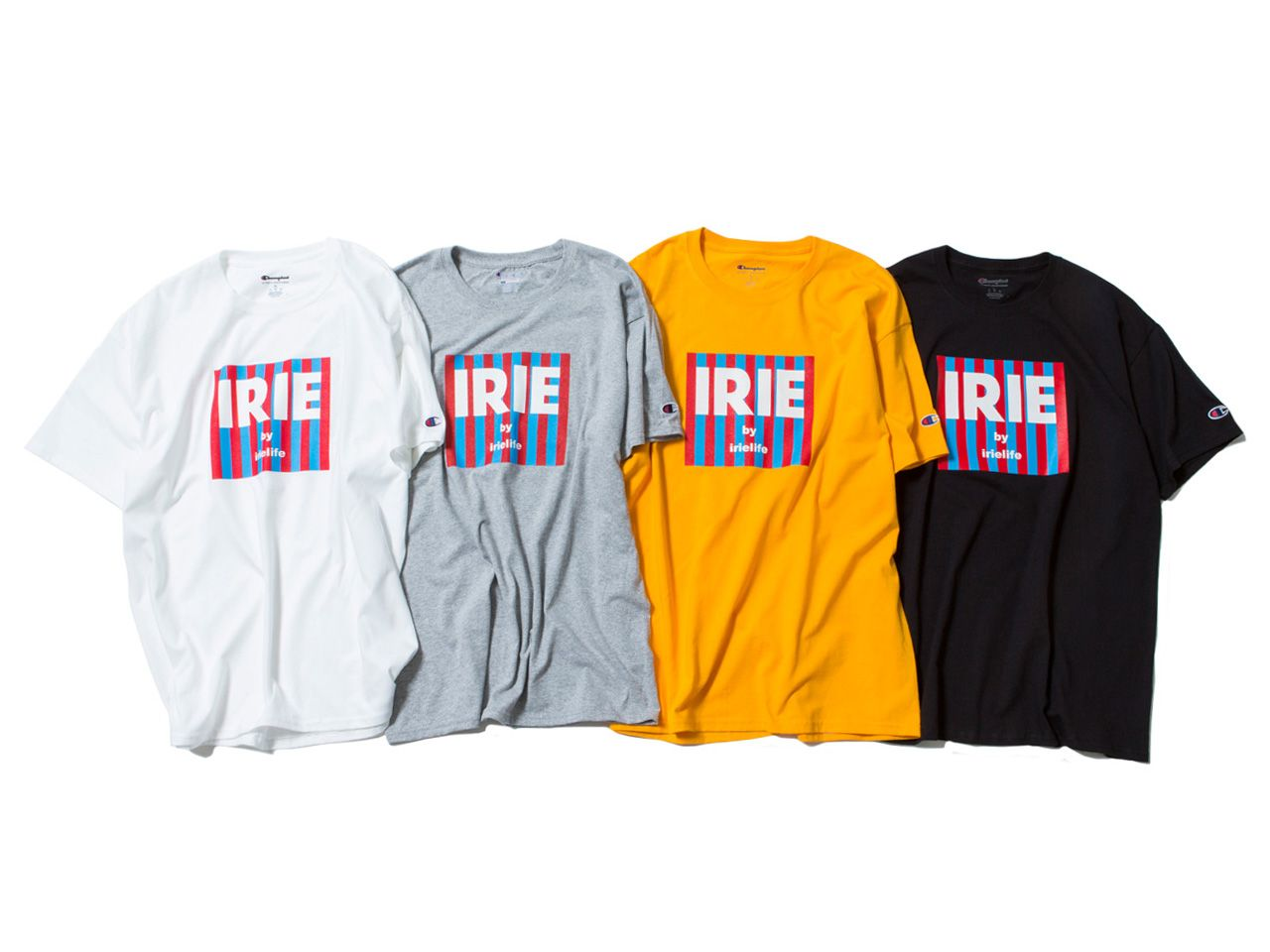 US IRIE TAG TEE -IRIE by irielife-