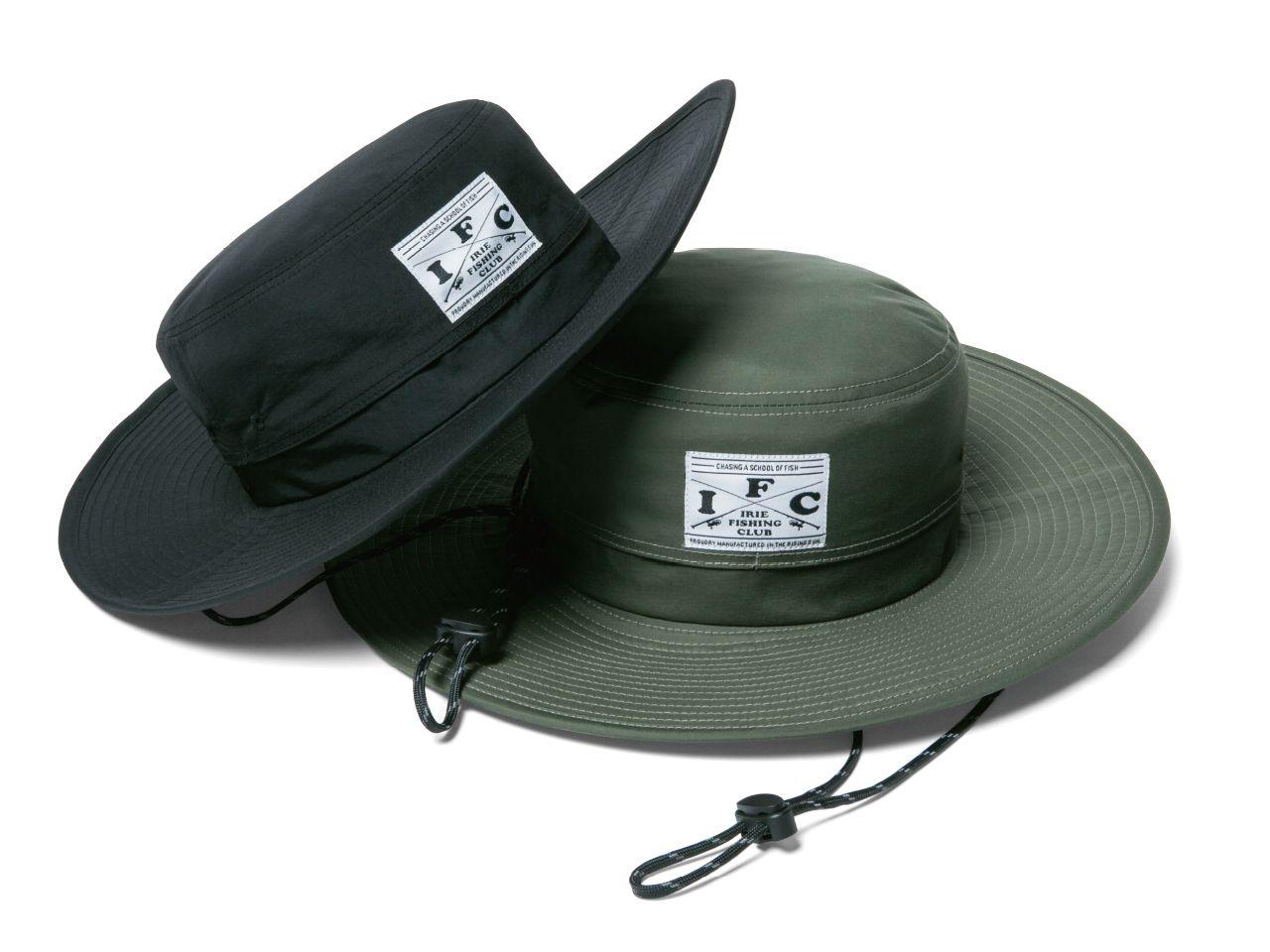 I.F.C 3LAYER HAT -IRIE FISHING CLUB-