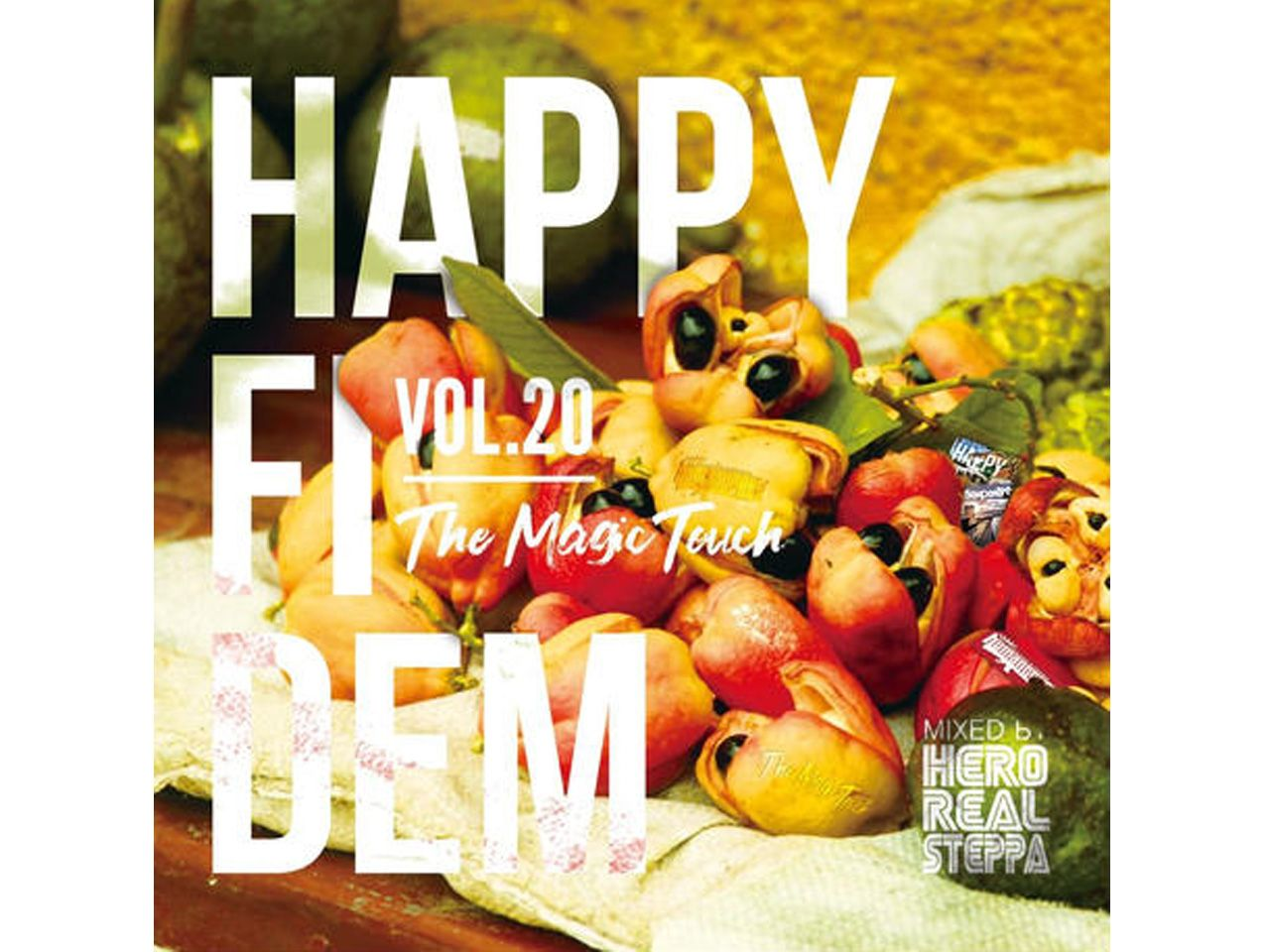 HAPPY FI DEM VOL.20 The Magic Touch - HERO from HUMAN CREST