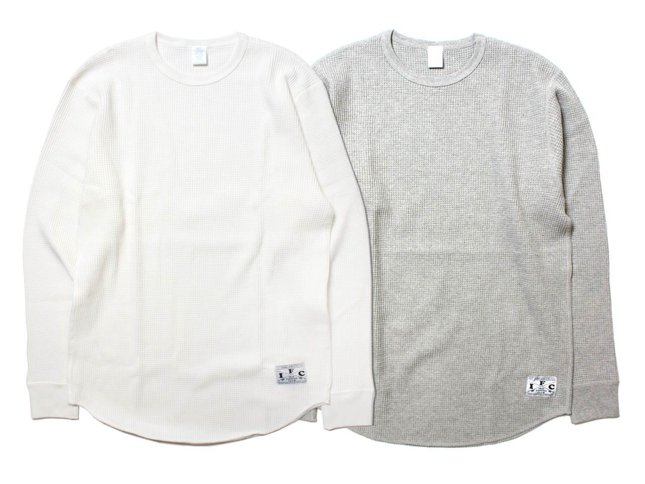 I.F.C CROSS ROD THERMAL L/S TEE -IRIE FISHING CLUB-
