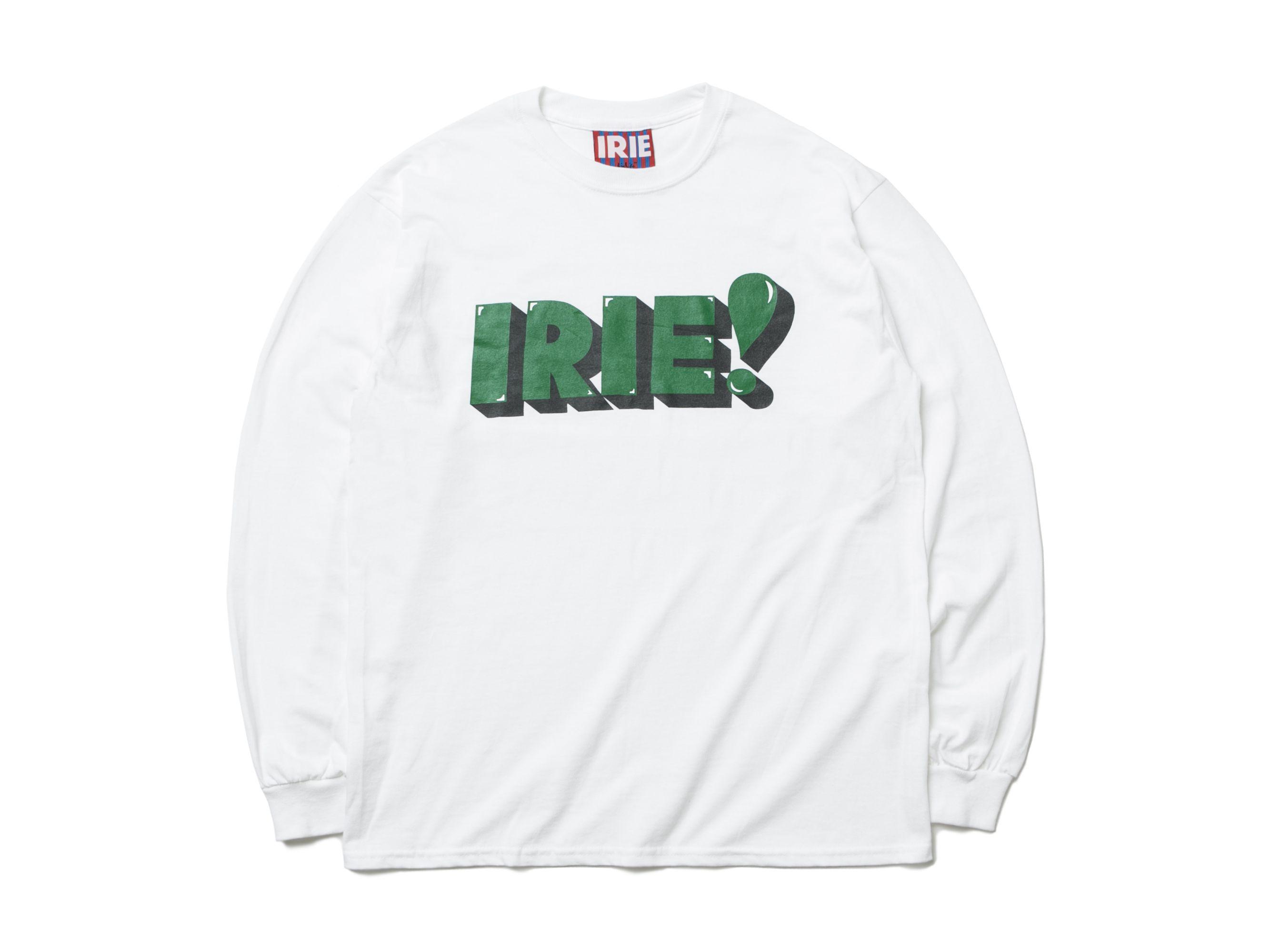 IRIE! L/S TEE -IRIEby irielife-